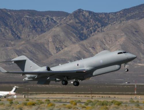 Raytheon/Bombardier Sentinel R1