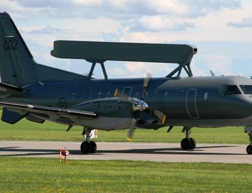Saab 340 AEW&C