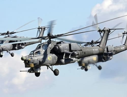 Mi-28N Havoc sales likely to increase do to combat performance