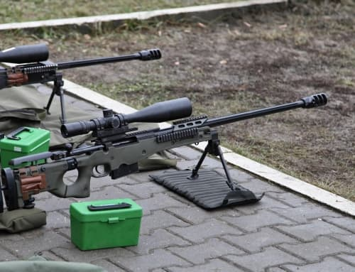 Accuracy International L96