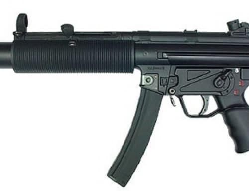 Heckler & Koch MP5SD3