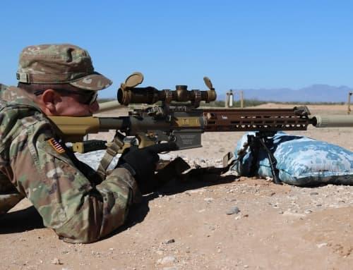 Heckler & Koch M110A1 CSASS (HK417A2)