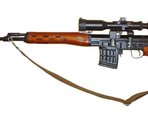 Kalashnikov SVD Dragunov