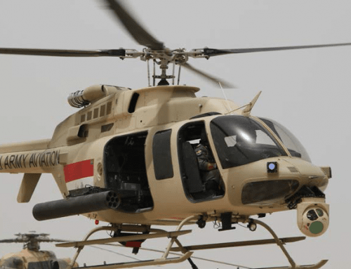 Iraq to purchase an additional 5 armed Bell 407GXs