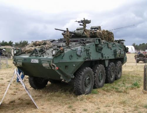 General Dynamic Land Systems LAV III