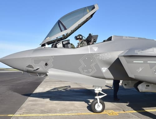 Italy declares IOC for F-35A