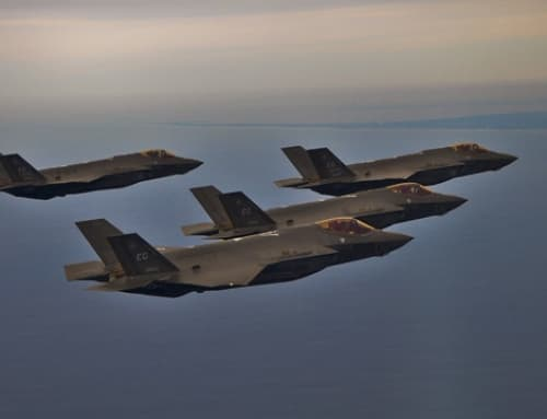 The F-35A to support the F-22 in the air superiority role