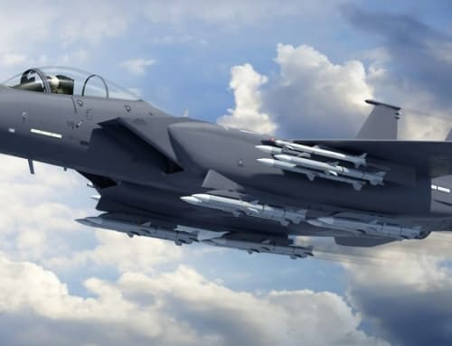 12 F-15Xs Requested in US Air Force 2020 Budget