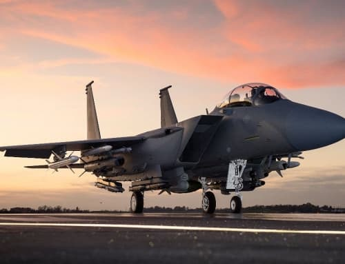 Boeing F-15 Eagle Advanced
