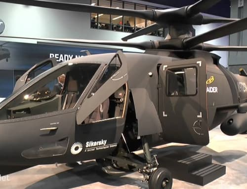 The S-97 Raider provides the US Army with both scout/attack and special operations capabilities