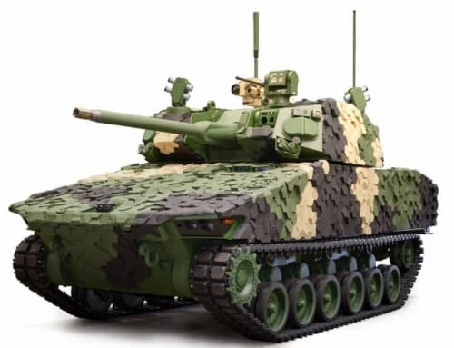 Next Generation Combat Vehicle-Optionally Manned Fighting Vehicle Guide