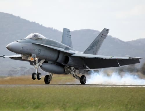 Royal Canadian Air Force receives F/A-18A/Bs from Australia