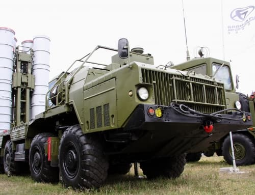 "SA-10 ""Grumble"" (S-300P)"