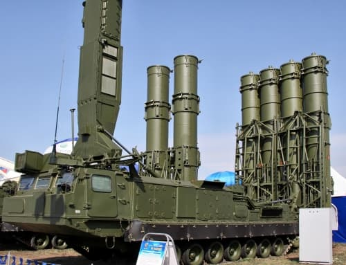"SA-12A/B ""Gladiator/Giant"" (S-300V)"
