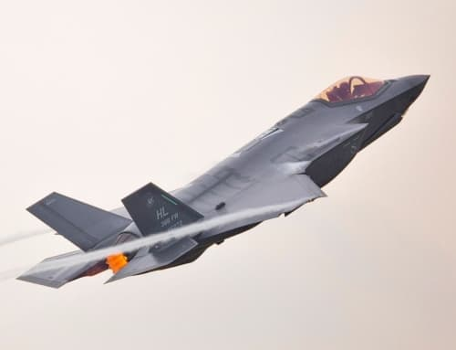 The F-35As ability to meet all US Air Force tactical fighter requirements