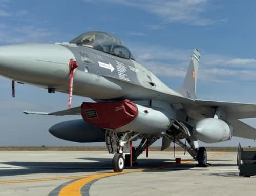 Romania seeks additional F-16s