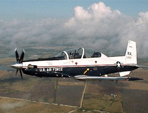 Raytheon Aircraft T-6A Texan II