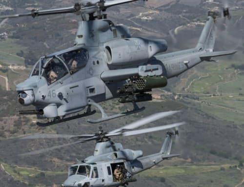 AH-1Z Approved For Czech Republic