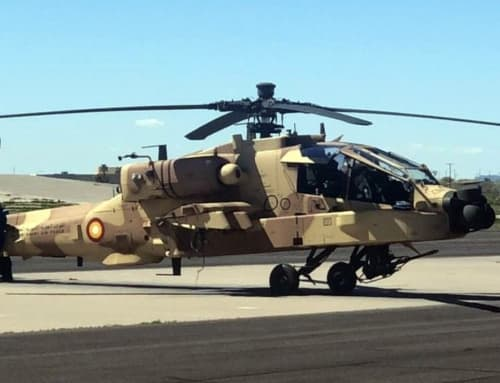 Qatar Approved for 24 AH-64Es