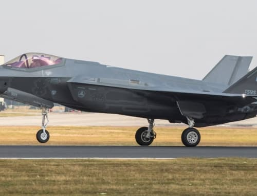 USAF F-35As Conduct First Combat Mission