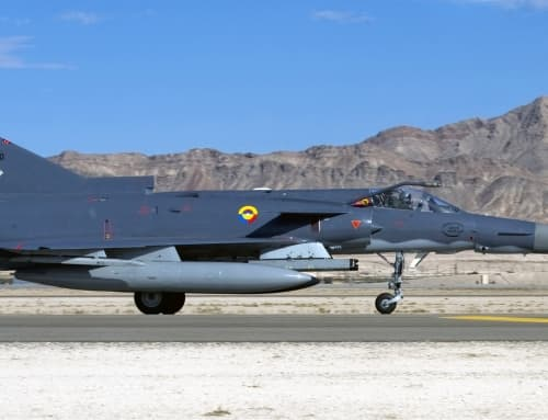 Kfir NG upgrade pitched to Colombia