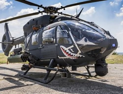 First H145M delivered to Serbia