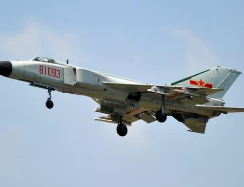 Shenyang J-8 Finback