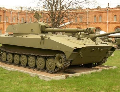 2S1 (SAU-122)