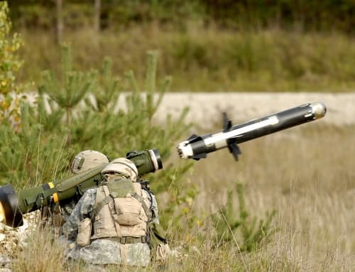 FGM-148 Javelin Missiles and Command Launch Units Approved for Ukraine