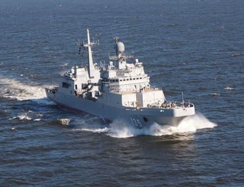 Ivan Gren-class