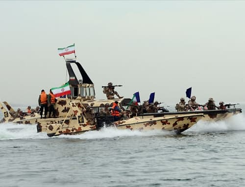 IRGC-Navy utilized Mi-17s and Boghamers during assault on oil tanker