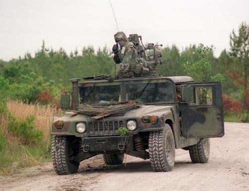 M998 Humvee