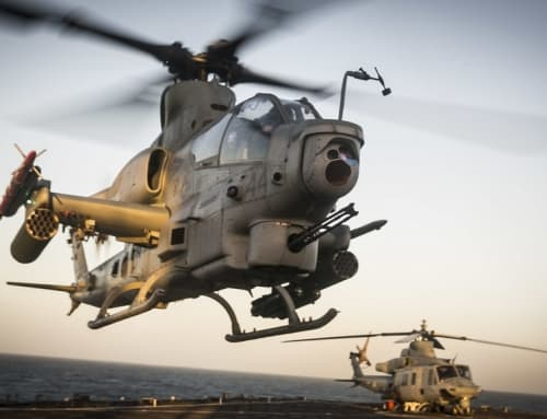 US State Department approves AH-1Z Viper for Czech Republic