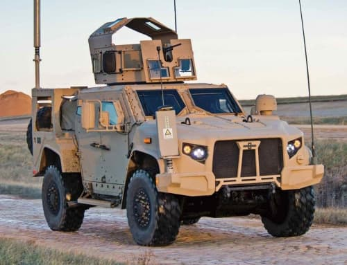 L-ATV achieves IOC with US Marine Corps