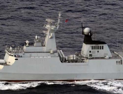 Jiangkai I-class (Type 054-class)