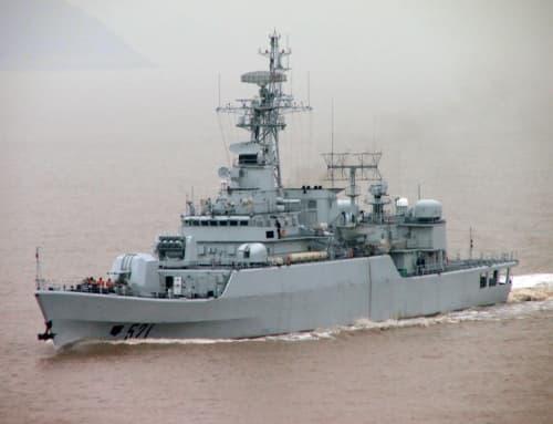 Jiangwei II-class (Type 053H3-class)