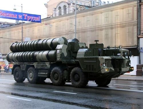 """SA-20 """"Gargoyle"""" (S-300 PMU)"""
