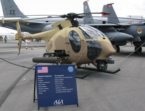 AH-6I approved for Thailand