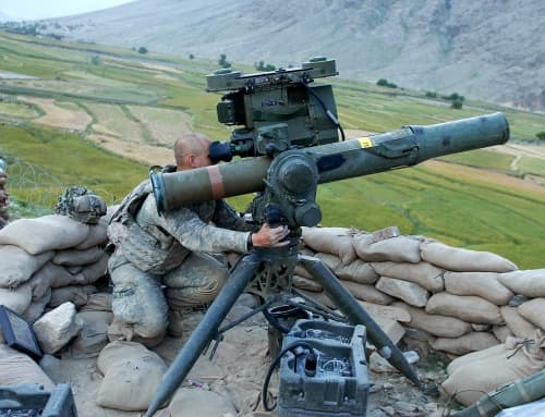 TOW 2A, Radio Frequency (RF) Missiles (BGM-71-4B-RF) approved for Morocco