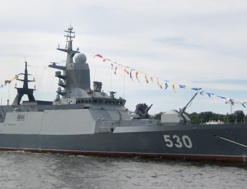 Steregushchiy-class