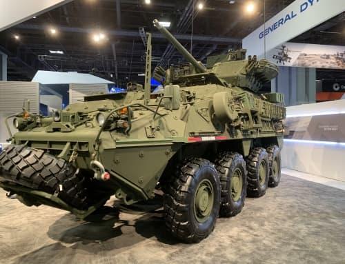 M1126A1 Stryker ICV