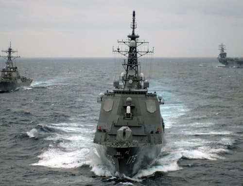 Follow-on Technical Support for JMSDF Aegis Combat Systems
