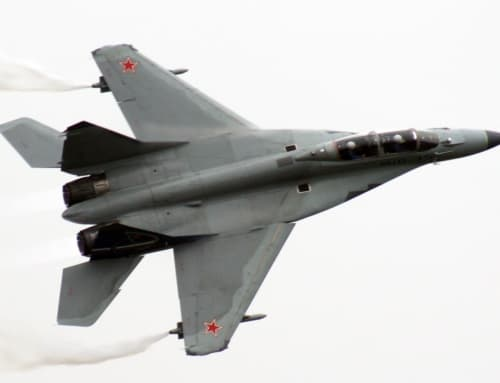 United Aircraft Corporation Mig-35