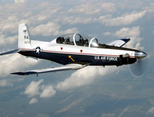 Textron T-6C Texan Trainer approved for Tunisia