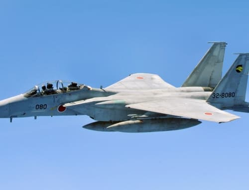 F-15J upgrades approved for Japan