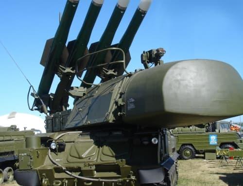 """SA-11 """"Gadfly"""" (9K-37 Buk-M1)"""