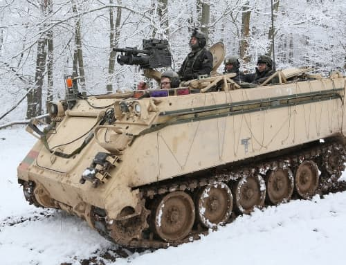 BAE Land Systems M113A3