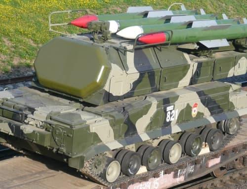 """SA-17 """"Grizzly"""" (9K-317 Buk M2)"""