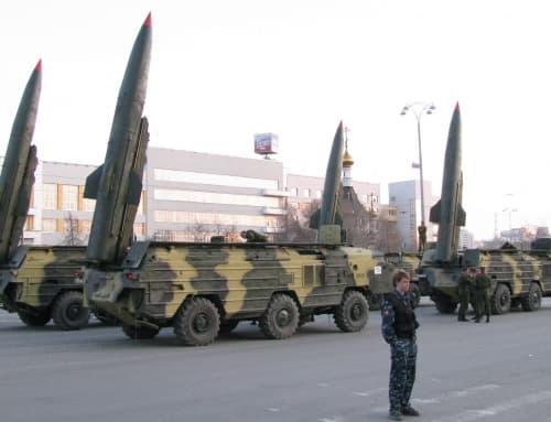 """SS-21 """"Scarab"""" (OTR-21/9K79 Tochka)"""