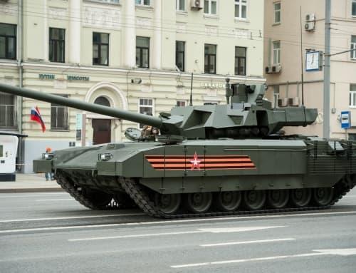 Uralvagonzavod T-14 Armata